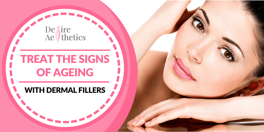 Treat Wrinkles and other signs of ageing with Dermal fillers