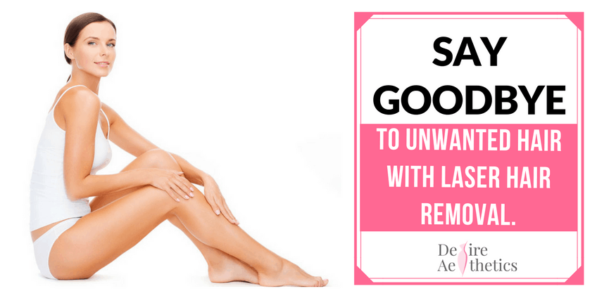 Step out with Confidence | Laser Hair Removal Treatment in Chennai | Desire Aesthetics